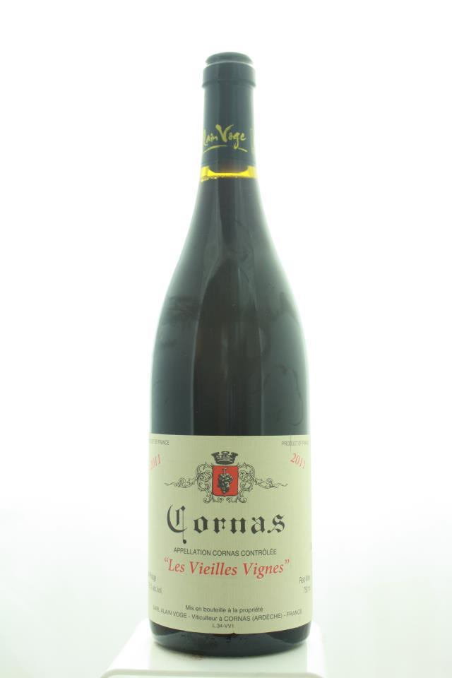 Alain Voge Cornas Les Vieilles Vignes 2011