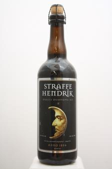 De Halve Maan Straffe Hendrik Bruges Quadrupel Ale 11° NV