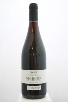 Jean-Michel Dupre Morgon Vieilles Vignes 1935 2014