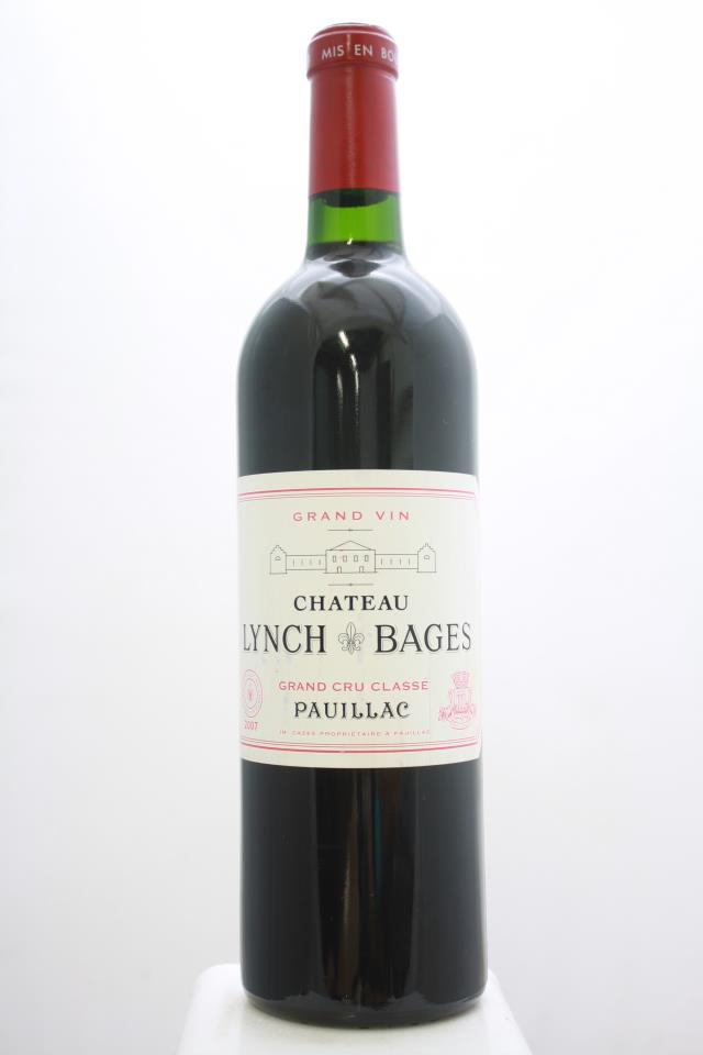 Lynch-Bages 2007