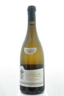 Jean-Claude Bachelet Chassagne-Montrachet Blanchot Dessus 2013