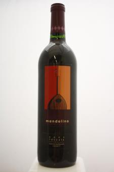 Lucas & Lewellen Vineyards Proprietary Red Toccata 2002