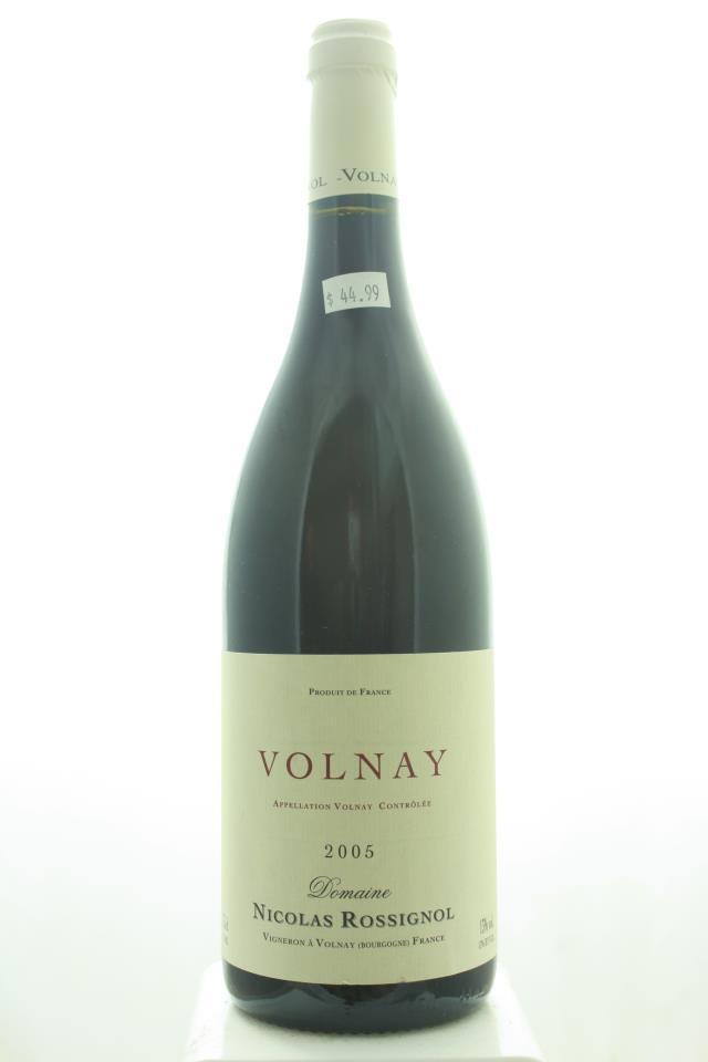 Nicolas Rossignol Volnay 2005