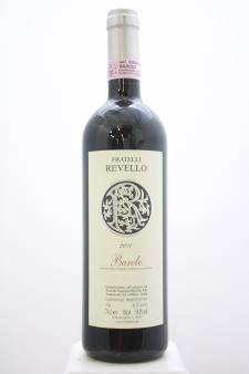 Fratelli Revello Barolo 2001