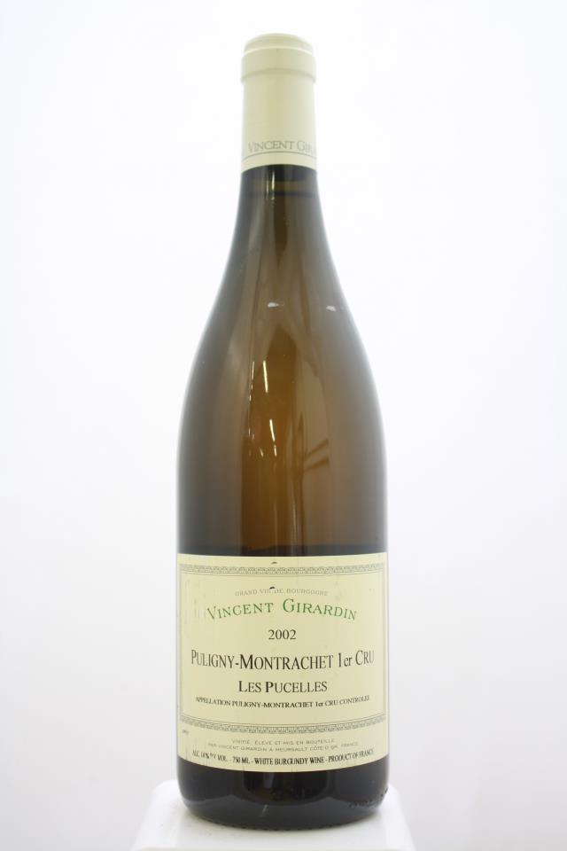 Vincent Girardin (Maison) Puligny-Montrachet Les Pucelles 2002