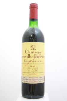 Léoville-Poyferré 1982