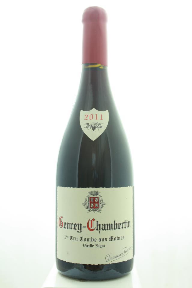 Domaine Fourrier Gevrey-Chambertin Combe Aux Moines Vieilles Vignes 2011