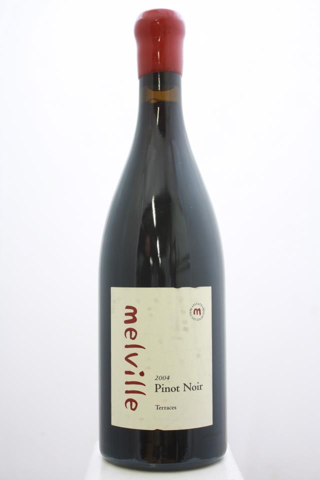 Melville Pinot Noir Estate Terraces 2004