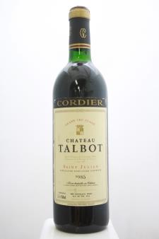 Talbot 1985