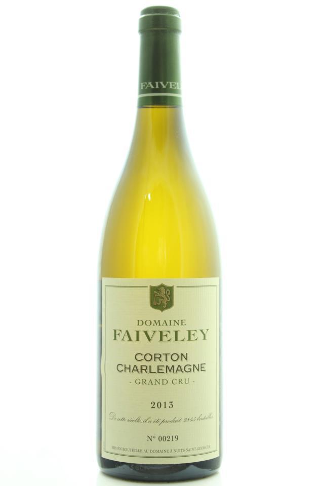 Faiveley (Domaine) Corton-Charlemagne 2013