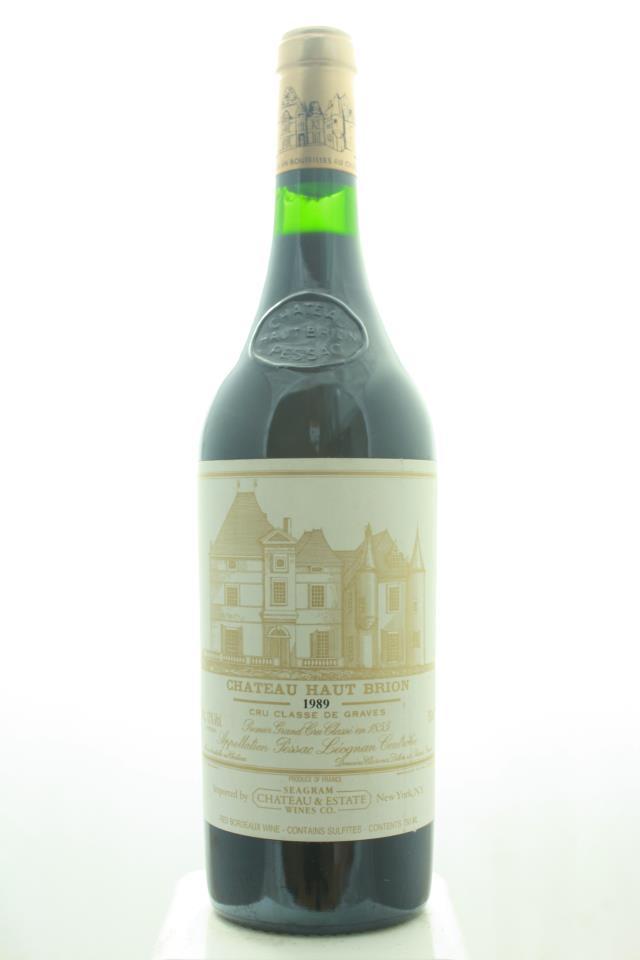 Haut-Brion 1989