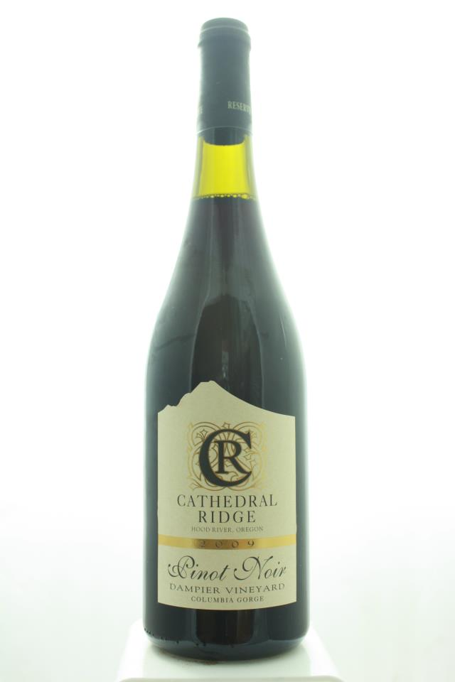 Cathedral Ridge Pinot Dampier Vineyard Reserve 2009