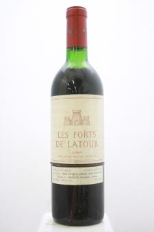 Les Forts de Latour 1968