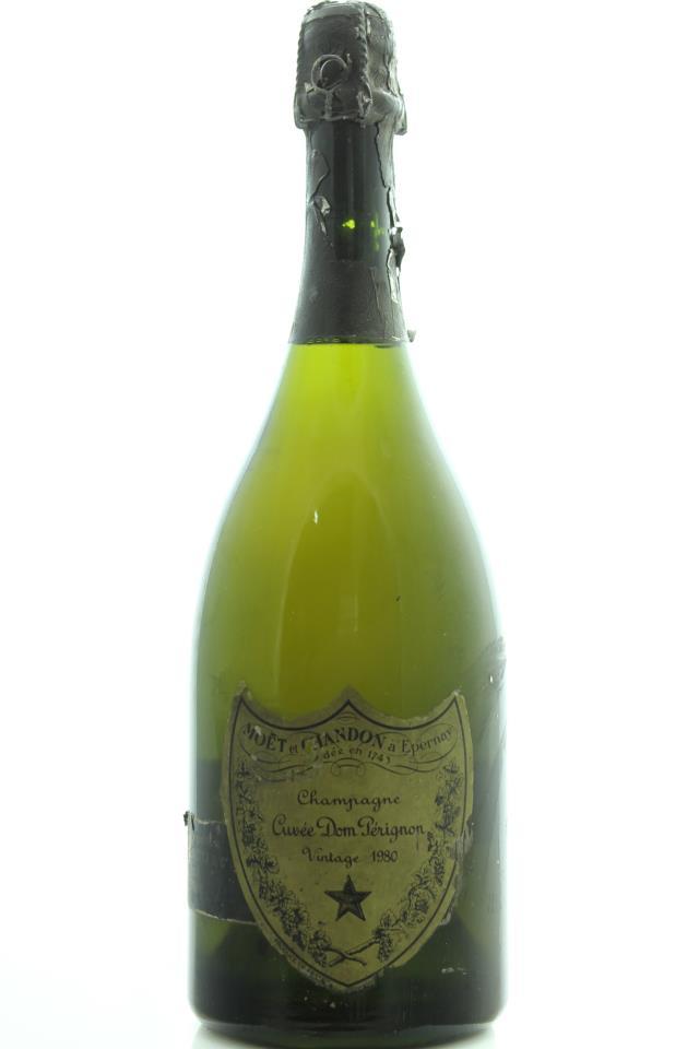 Moët & Chandon Dom Pérignon Brut 1980