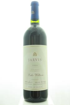 Jarvis Proprietary Red Estate Cave Fermented Lake William 2006