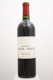 Lynch-Bages 2008