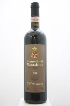 Collemattoni Brunello di Montalcino 2001