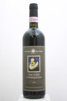 Fattoria del Cerro Vino Nobile Montepulciano 2001