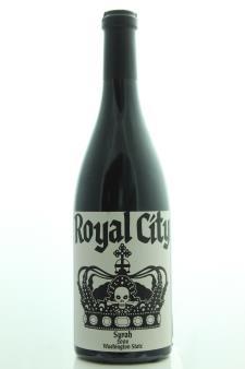 Charles Smith Syrah Royal City 2006