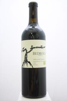Bedrock Proprietary Red Tinto York Creek Vineyard 2015