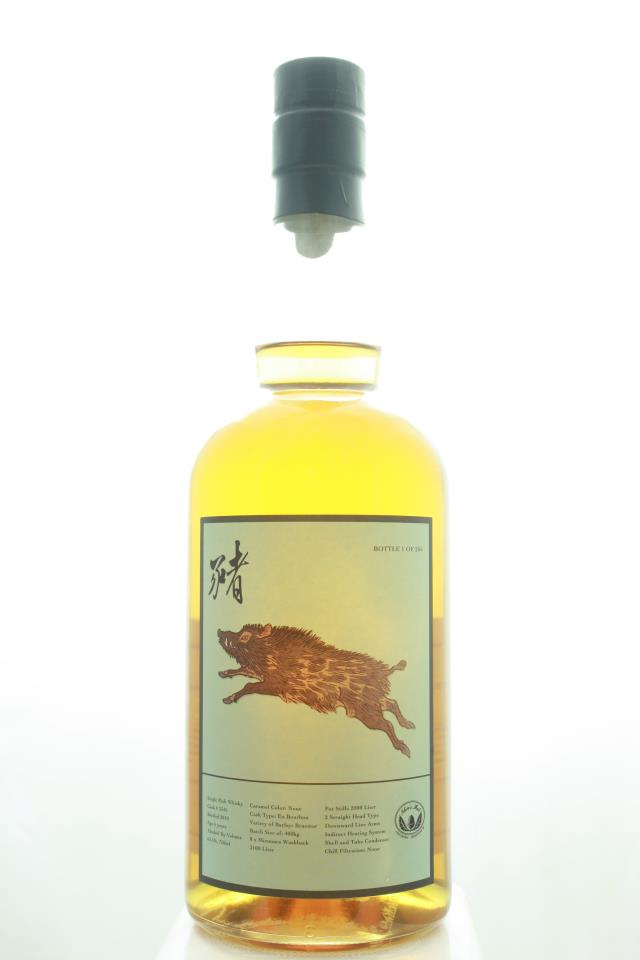 Ichiro's Malt Chichibu Single Malt Whisky Single Cask #2345 Year Of The Wild Boar NV