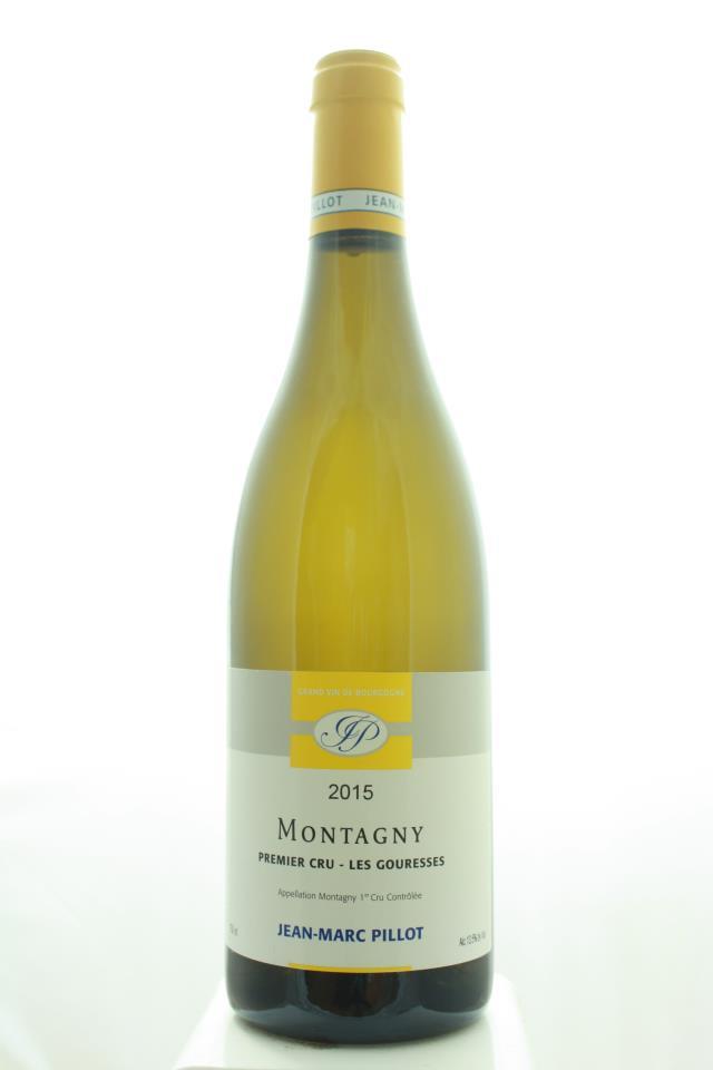 Jean-Marc Pillot Montagny Les Gouresses 2015