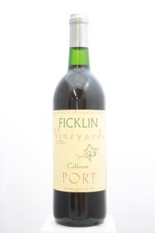 Ficklin Port NV