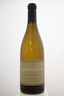 Bartalotti Chardonnay 2012