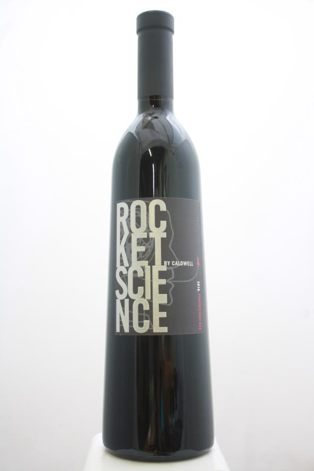 Caldwell Vineyard Proprietary Red Rocket Science 2010