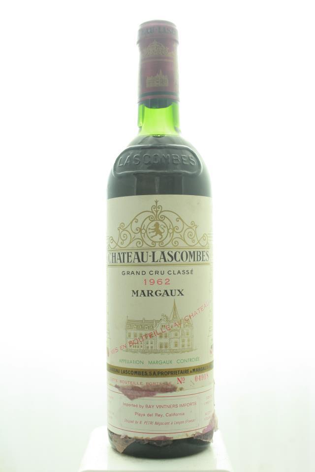 Lascombes 1962