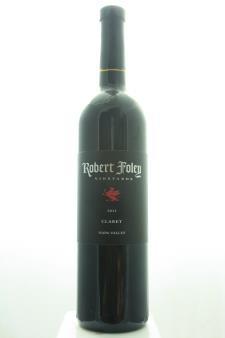 Robert Foley Proprietary Red Claret 2013