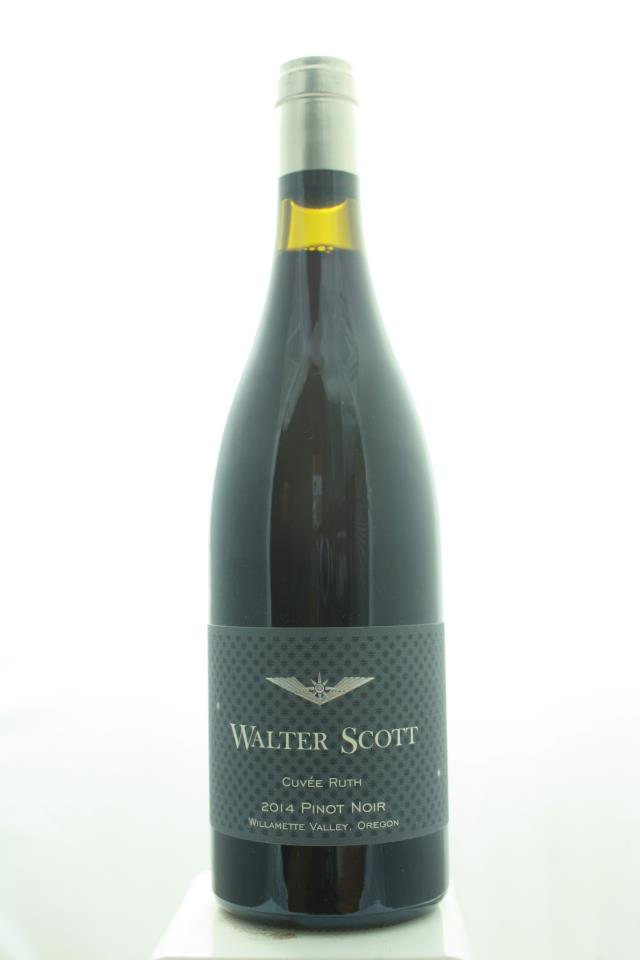 Walter Scott Pinot Cuvée Ruth 2014
