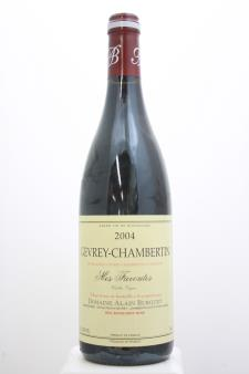 Alain Burguet Gevrey-Chambertin Mes Favorites Vieilles Vignes 2004