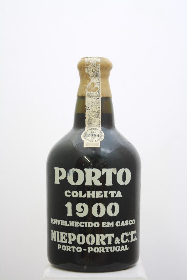 Niepoort Colheita Porto 1900