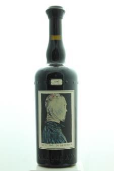 Sine Qua Non Syrah Estate Eleven Confessions Vineyard The 17th Nail in my Cranium 2005