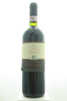 Baroncini Panezio Chianti Colli Senesi 2005