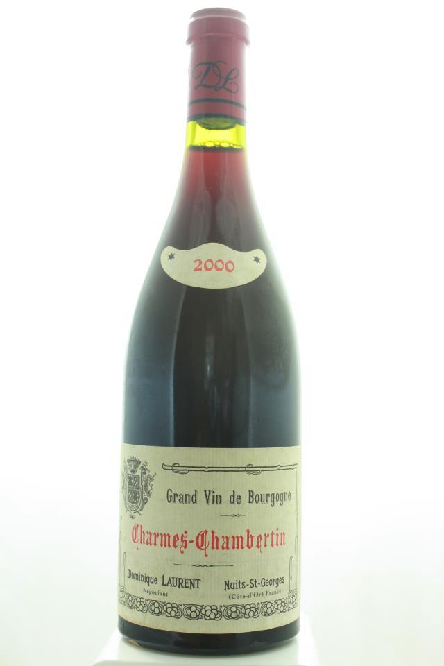 Dominique Laurent Charmes-Chambertin 2000