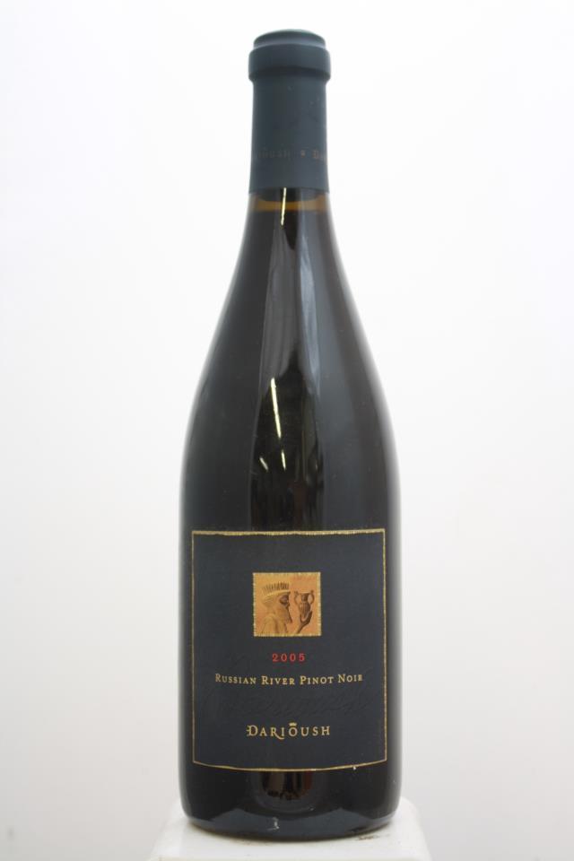 Darioush Pinot Noir Signature 2005