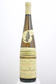 Weinbach Riesling Schlossberg Cuvée Ste, Catherine L
