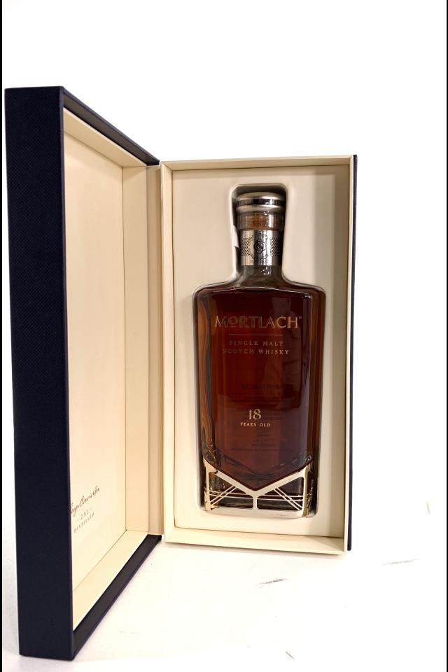 Mortlach Single Malt Scotch Whisky 18-Year-Old NV