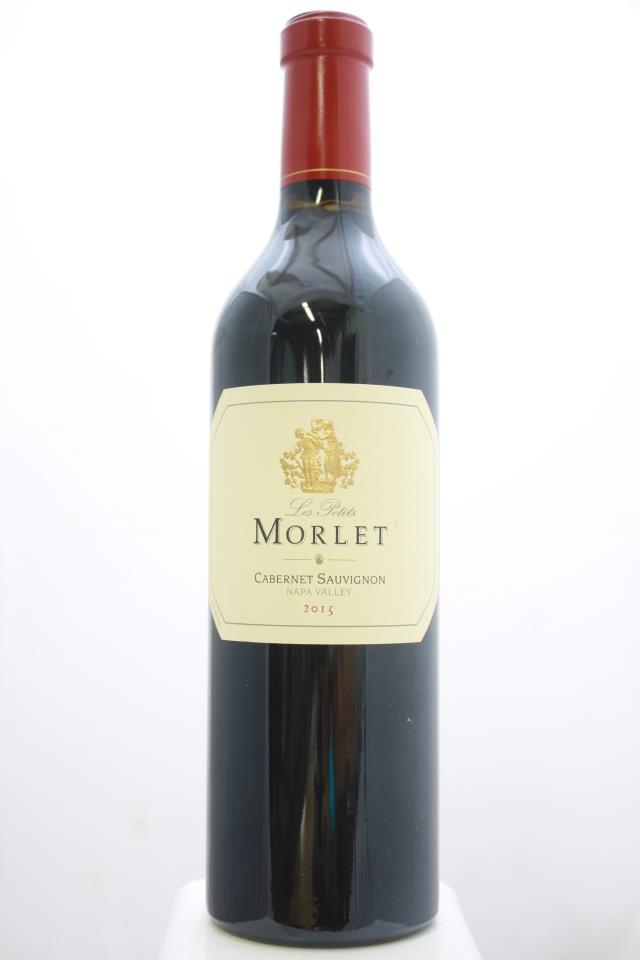 Morlet Family Vineyards Cabernet Sauvignon Les Petits 2015