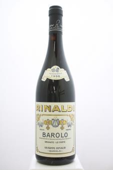 Giuseppe Rinaldi Barolo Brunate / Le Coste 1996