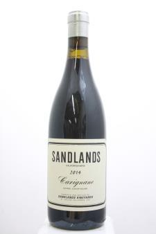 Sandlands Vineyards Carignan California 2014