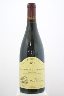 Perrot-Minot Mazoyeres-Chambertin Vieilles Vignes 2005