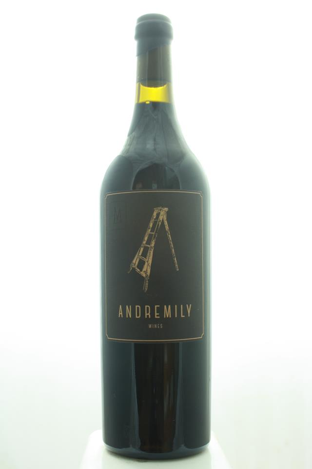 Andremily Mourvèdre 2017