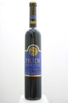 Pride Mountain Vineyards Sangiovese 2012