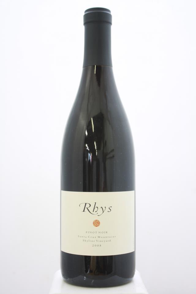 Rhys Pinot Noir Skyline Vineyard 2008