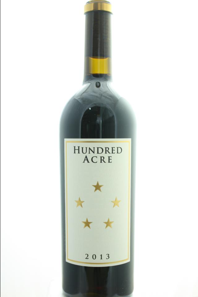 Hundred Acre Cabernet Sauvignon Estate Ark Vineyard 2013