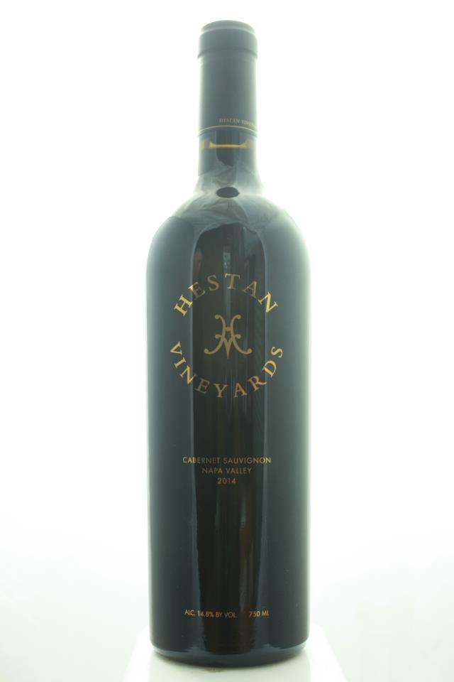 Hestan Vineyards Cabernet Sauvignon Napa Valley 2014