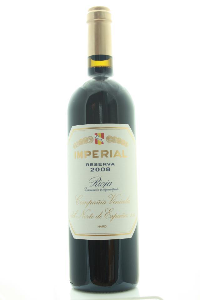 CVNE Imperial Rioja Reserva 2008